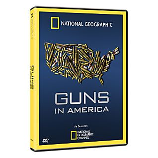 Guns in America DVD