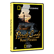 Pirate Code: Real Pirates DVD