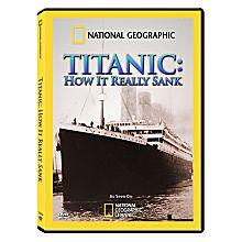 Titanic: How It Really Sank DVD, 2009