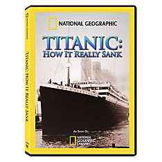 Titanic: How It Really Sank DVD