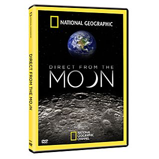 View Direct from the Moon DVD image