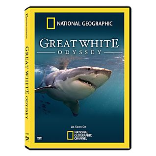 Great White Odyssey - Standard DVD