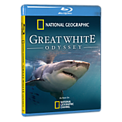 Great White Odyssey - Blu-Ray Disc 1075373