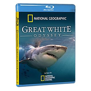 View Great White Odyssey - Blu-Ray Disc image