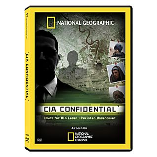 View CIA Confidential DVD image