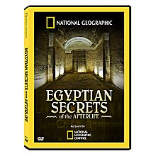Egyptian Secrets of the Afterlife DVD