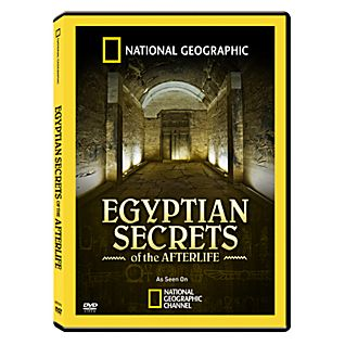 View Egyptian Secrets of the Afterlife DVD image