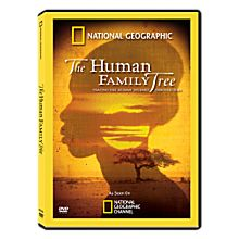The Human Family Tree DVD - 9781426295584