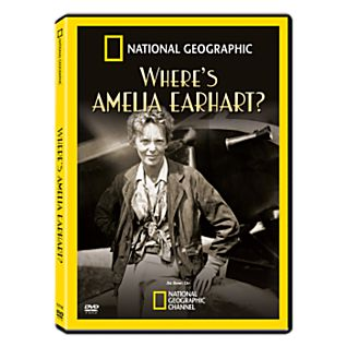 View Where's Amelia Earhart? DVD image