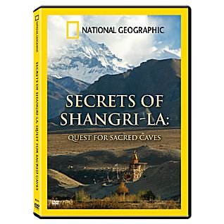 Secrets of Shangri-La DVD