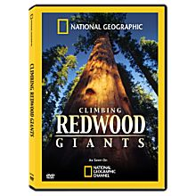 Climbing Redwood Giants DVD