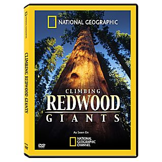 View Climbing Redwood Giants DVD image
