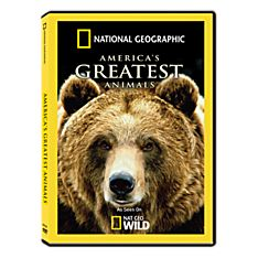 America's Greatest Animals DVD, 2011