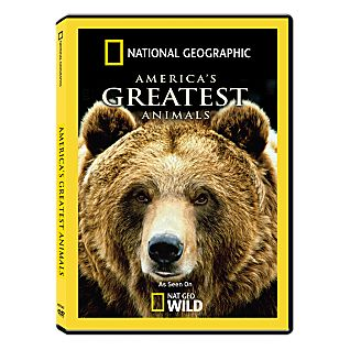 View America's Greatest Animals DVD image