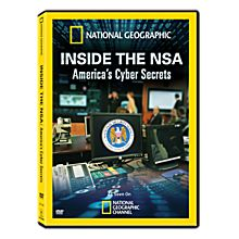 Inside the NSA: America's Cyber Secrets DVD