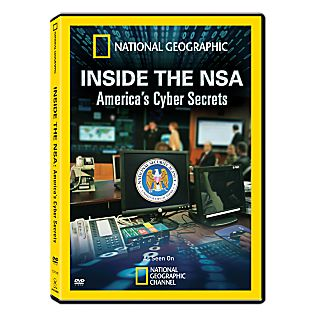 View Inside the NSA: America's Cyber Secrets DVD image