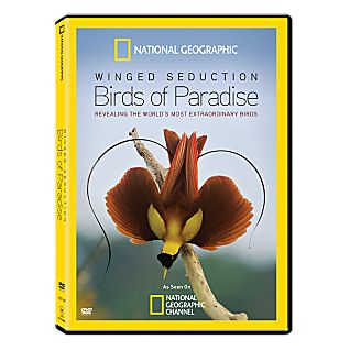 View Winged Seduction: Birds of Paradise DVD image