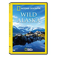 Alaska Wildlife DVD