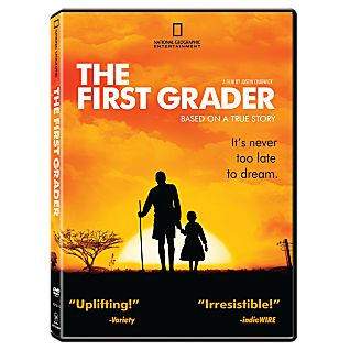 View The First Grader DVD image