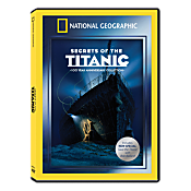 Secrets of the Titanic 100 Year Anniversary DVD Collection 1075414