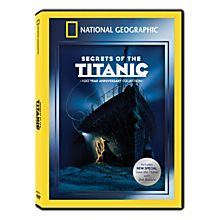Secrets of the Titanic 100 Year Anniversary DVD Collection, 2011