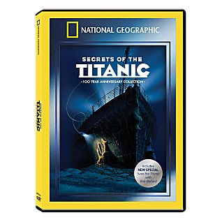 View Secrets of the Titanic 100 Year Anniversary DVD Collection image