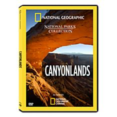 Travel to us National Parks DVD