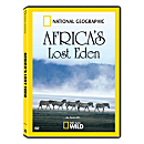 Africa's Lost Eden DVD