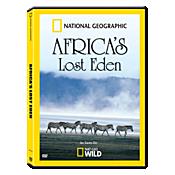 Africa's Lost Eden DVD 1075420