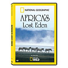 Eden Wildlife DVD