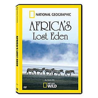 View Africa's Lost Eden DVD image