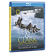 Lewis & Clark: Great Journey West Blu-ray Disc 1075422