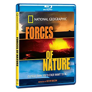View Forces of Nature Blu-Ray Disc image