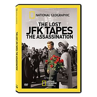 View The Lost JFK Tapes: The Assassination DVD image