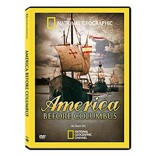 View America Before Columbus DVD image