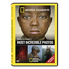 National Geographic's Most Incredible Photos DVD