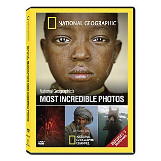 View National Geographic's Most Incredible Photos DVD image