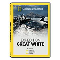 Expedition Great White DVD, 2010