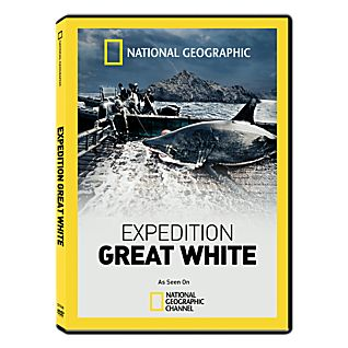Expedition Great White DVD