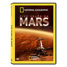Five Years on Mars DVD, 2010