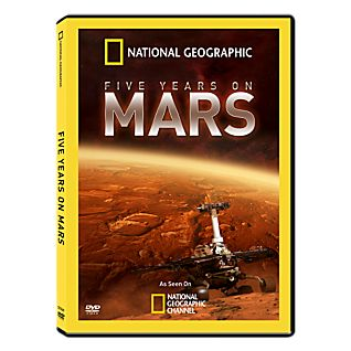 View Five Years on Mars DVD image