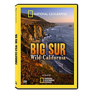 View Big Sur: Wild California DVD image