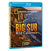 Big Sur: Wild California Blu-Ray Disc 1075431