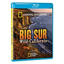 Big Sur: Wild California Blu-Ray Disc, 2010