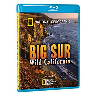 View Big Sur: Wild California Blu-Ray Disc image