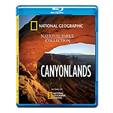 Canyonlands Blu-Ray Disc