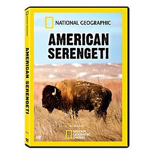 American Serengeti DVD