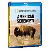American Serengeti Blu-Ray Disc 1075435