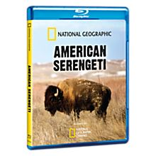 American Geographic Blu-Rays
