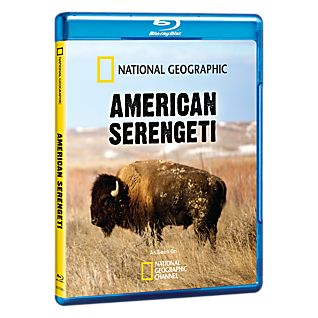 View American Serengeti Blu-Ray Disc image